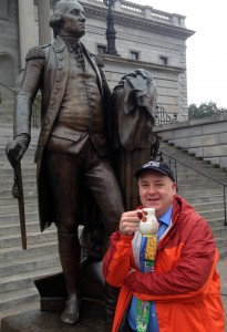 Cup makes it to the South Carolina Capitol